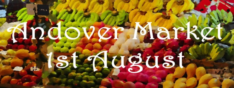 Andover Market 1st August