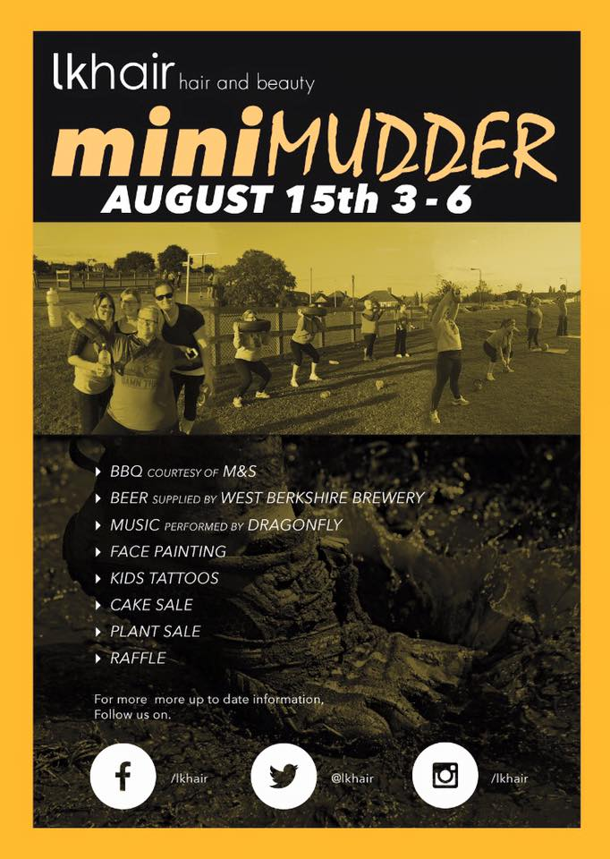 mini MUDDER Fun Day